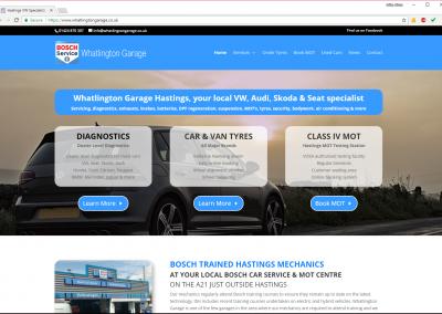 Whatlington Garage VW Specialist