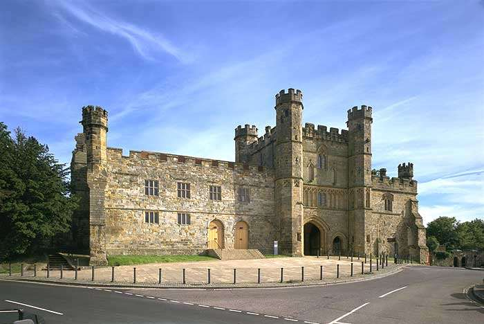Battle Abbey East Sussex