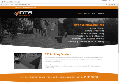 DTS Building Services General Builders